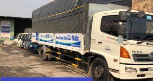 Chành xe chuyển hàng Đà Nẵng đi Cam Ranh