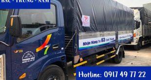 Chành xe Đà Nẵng Vĩnh Phúc