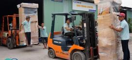 chuyển hàng từ KCN Tân Bình đi Hải Phòng